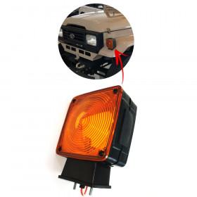 Lanterna Dianteira Seta / Pisca Dianteiro p/ Toyota Bandeirante - Todos os Anos e Modelos