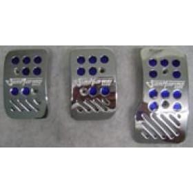 Pedaleira Azul Cromo (0,500 gr)