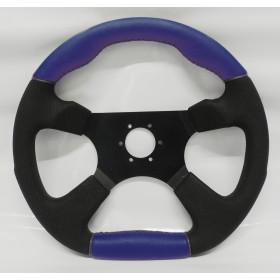 Volante Off-Road San Marino Azul - Cubo Vendido Separadamente