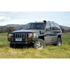 Snorkel para Grand Cherokee e Cherokee Laredo de 1993 à 1998  - Lado Esquerdo - Modelo Gasolina