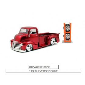 Sortimento Trucks 1/24 - Miniatura