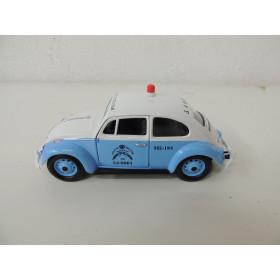 Volkswagen Fusca Policia Militar do Rj 1967 1/24 - Miniatura